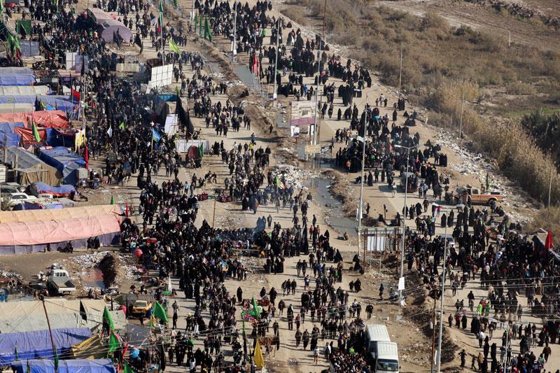 40 روز تا مغناطیس حسینی...