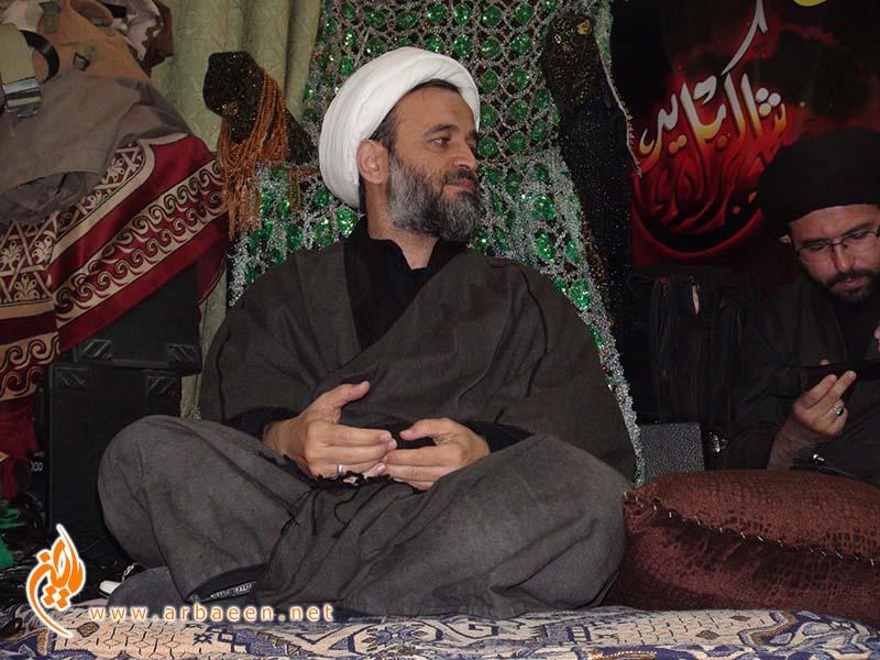 حجت الاسلام والمسلمین پناهیان شب اربعین