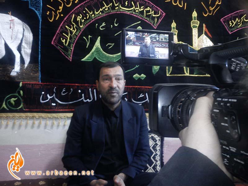 مصاحبه خبری