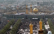 واگذاری خدمات شهری کربلا در ایام اربعین به شهرداری تهران