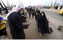 حاجی ابو علی، پیرمردی با قلبی مملو از عشق حسینی (ع) + عکس