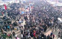 تامين وسايل حمل و نقل به تعداد زائران در مرز مهران