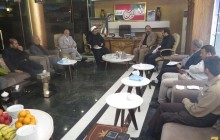 نخستين جلسه قرارگاه كربلا ويژه اربعين برگزار شد