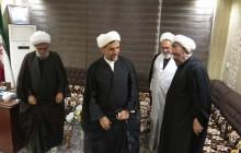 نشست رايزن فرهنگي ايران و مسئول بعثه رهبري در عراق
