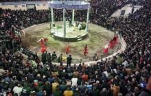 اعزام 12 گروه تعزیهخوان از خدابنده به استانهای مرکزی