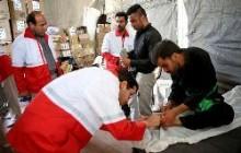 استمرار ارائه خدمات درمانی به زائران در کربلا؛ ویزیت روزانه 10 هزار زائر اربعین