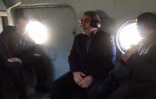 بازدید وزیر كشور از مرز مهران