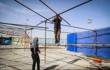 مرز چذابه آماده ورود زائران حسینی/ تصاویر