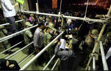 زائران حسینی در مرز شلمچه /تصاویر