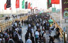 تصاویر دیدنی از زائران اربعین در مرز مهران