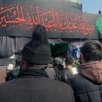 روایت تصویری زیارت امام حسین(ع) در روز اربعین