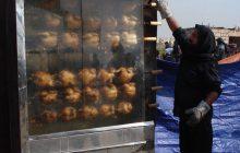 استقبال موكبهای اهل تسنن عراق از زائران اربعین