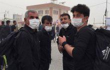 توزیع رایگان ۱.۵ میلیون ماسک نانو بین زائران اربعین