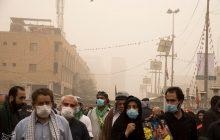 زائران اربعین حسینی بدون ماسک فیلتردار به کربلا رهسپار نشوند