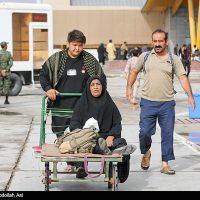 آغاز موج نخست بازگشت زائران اربعین حسینی به کشور-تصاویر مرز شلمچه