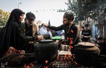 راهپیمایی جاماندگان اربعین حسینی+تصویر