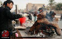اسکان بیش از ۱۲۰۰ زائر و اطعام روزانه ۱۵۰۰۰ زائر اربعین در موکب احمد بن موسی