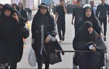 ۱۲۰ هزار زائر از مرز شلمچه تردد کردهاند